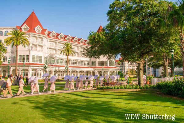Over 30 FREE Activities at Disney's Grand Floridian Resort (vacation planning article)