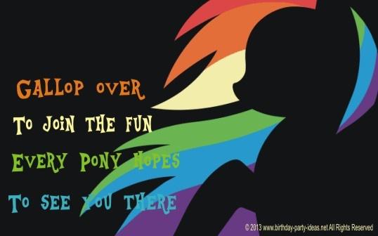 My Little Pony birthday party #my little pony #birthday #party #themed