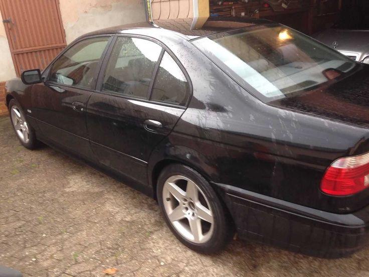 BMW 520i e39 LPG TÜV 10/19