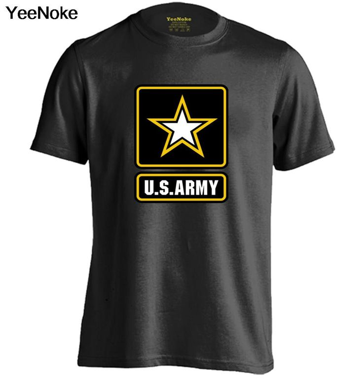 U.S.ARMY Mens & Womens Top Quality Trendy T Shirt - http://www.thebookandcranny.com/u-s-army-mens-womens-top-quality-trendy-t-shirt/