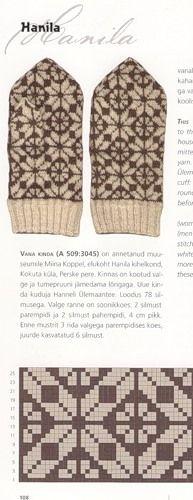 Несколько страниц со схемами варежек из неизвестной мне книги.. Обсуждение на LiveInternet - Российский Сервис Онлайн-Дневников