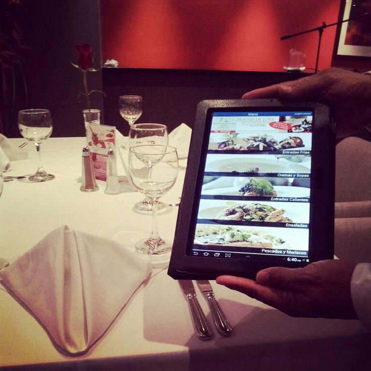 Estrenamos Menú digital