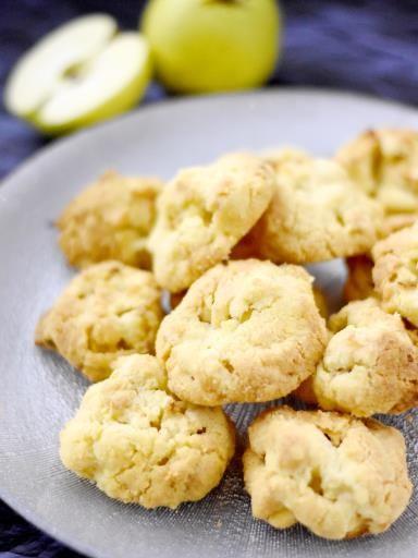 Crumble aux pommes rapide : Recette de Crumble aux pommes rapide - Marmiton