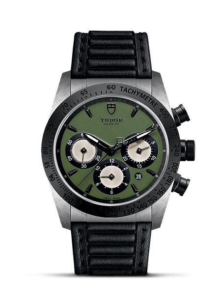 Découvrez la Tudor Fastrider Chrono, montre chronographe de sport, sur le site officiel TUDOR.