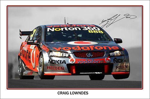 car 888 Craig Lowndes