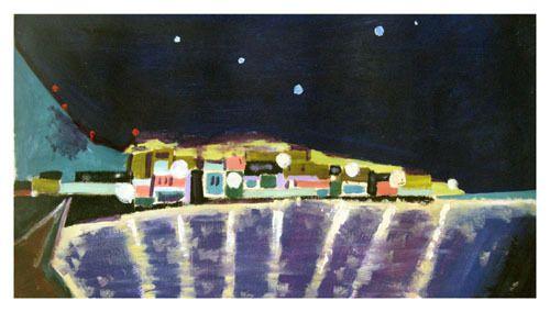 Village la Nuit