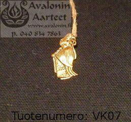 Viking age jewel, bronze: Valkyria 3 / Viikinkiajan pronssikoru: Valkyria 3