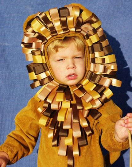 how to make lion costume for kids | Lion Costume by creations4children on Etsy - Stylehive