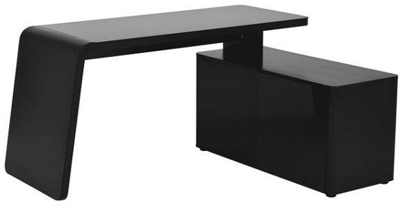 76 besten schwarz auf wei bilder auf pinterest schwarz for Schwarzer computertisch