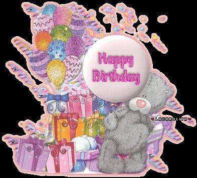 happy birthday carol in hd | Rosemary Kett's Page - One Vibration