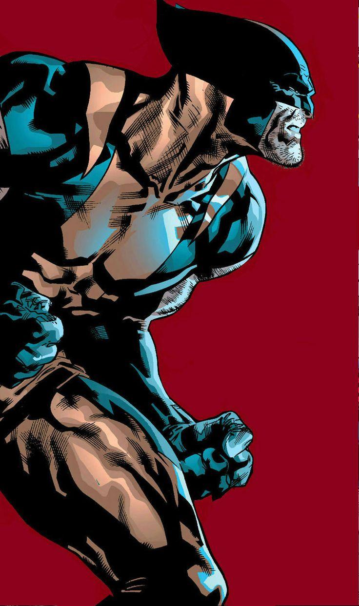 Wolverine by Stuart Immonen | X-Men, Marvel Comics, Super Heroes, #Xmen https://www.youtube.com/watch?v=57osD5RThm0
