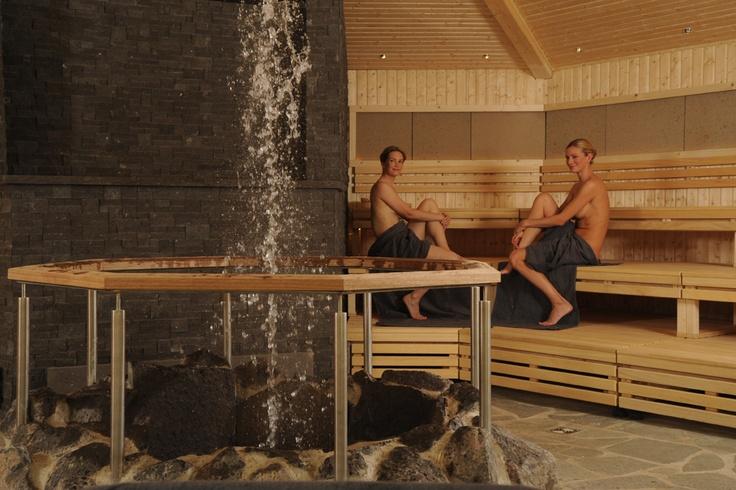 Geysir-Sauna | Andernach: SAUNA und SPA | SPA und Wrestling