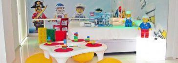 Hoteles temáticos para niños en España