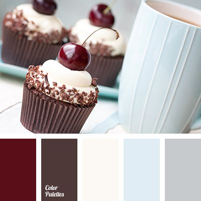 1000 ideas about brown color palettes on pinterest - Burgundy and blue color scheme ...