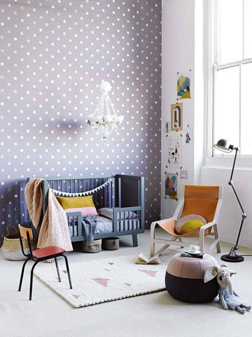 A Chandelier In A Kids Room! Editorial   Jessica Hanson | Stylist