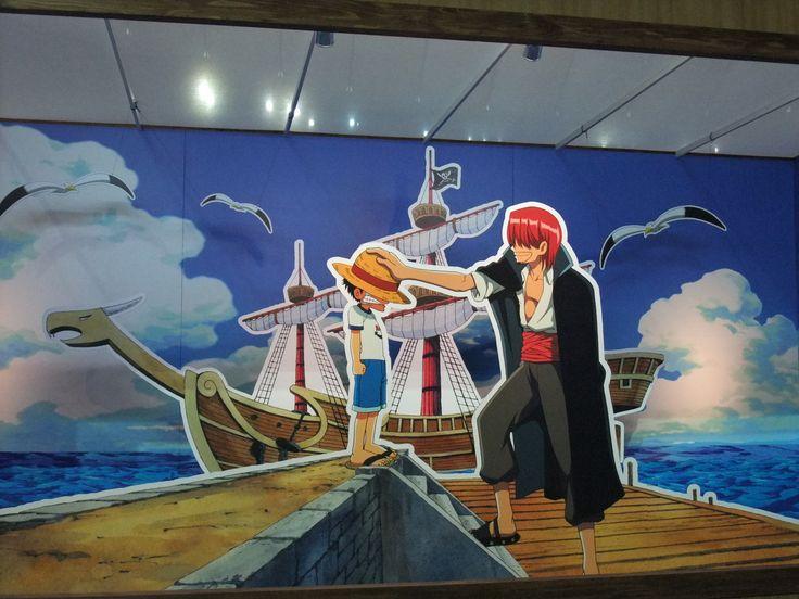 Luffy&Shanks