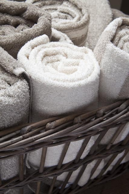 linen bath towels!