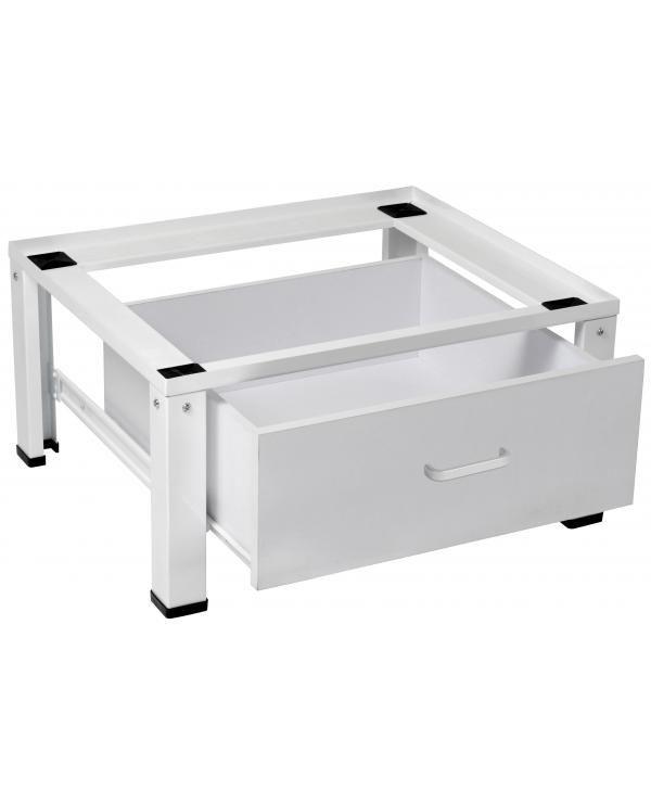 Sencys Wasmachineverhoger+lade (61x51x31cm) bestel je online bij Formido, de voordelige bouwmarkt