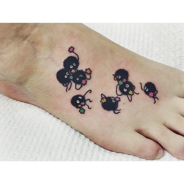 Tattoo Studio Ideas Pinterest: 25+ Best Ideas About Studio Ghibli Tattoo On Pinterest