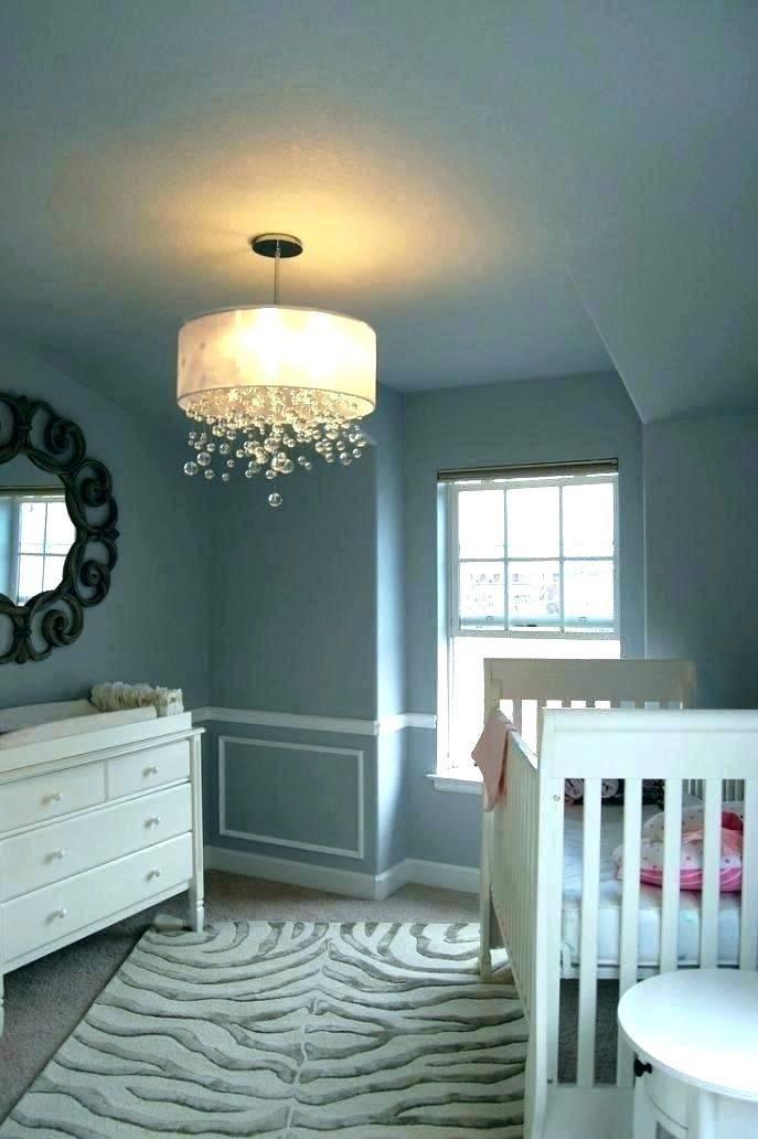 Baby Nursery Lighting Ideas Modern