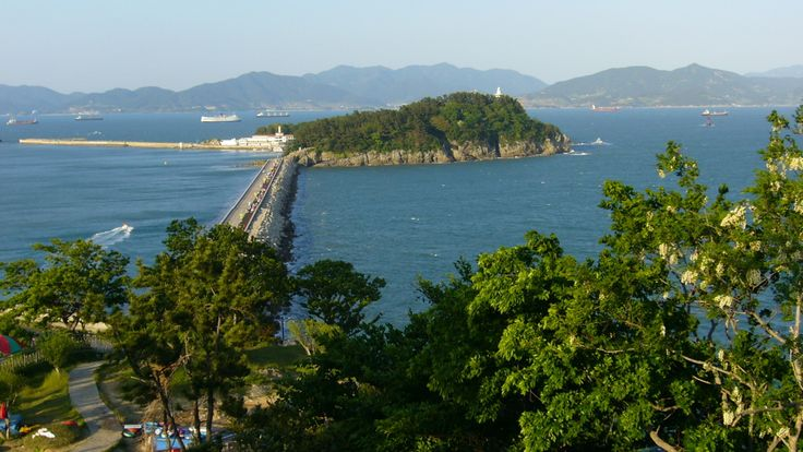 Yeosu, Korean Most Picturesque Port Cities