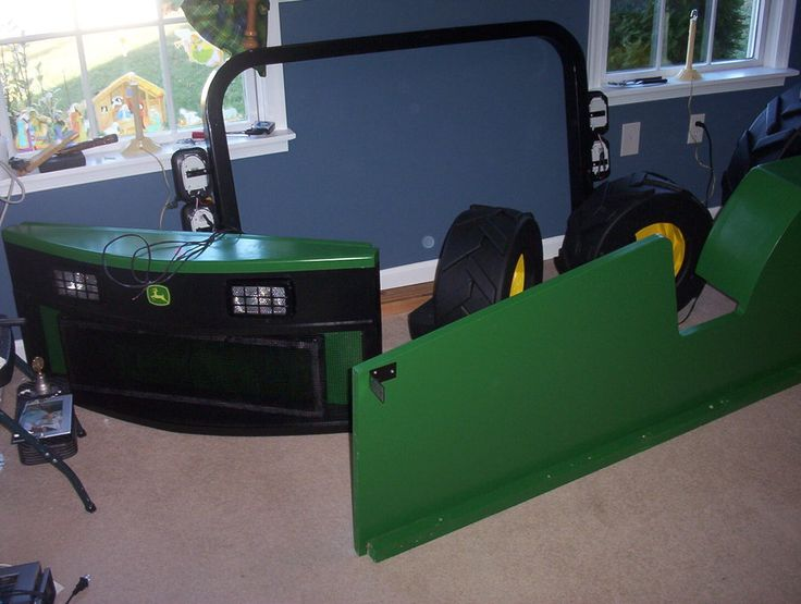 John Deere Tractor Bed Frame : Best images about tractor beds on pinterest twin