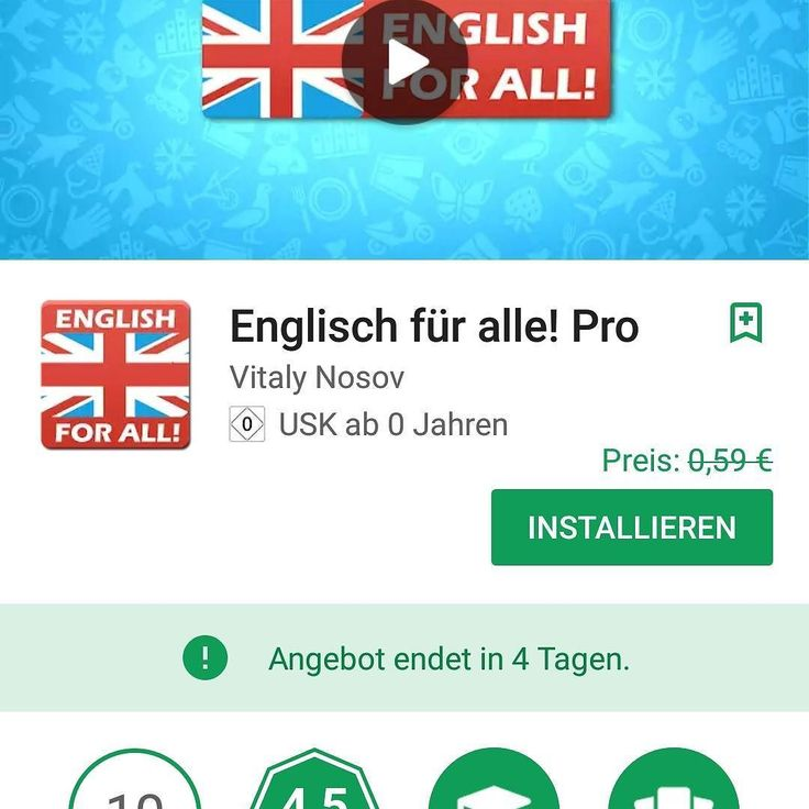 [APP] Englisch für alle! Pro for free im Playstore für 4 Tagen!  http://ift.tt/2wrtPhK  Mein Blog: http://ift.tt/2igY1oL  #android #androidonly #google #photography #instapic #googleandroid #droid #instandroid #instaandroid #instadroid #instagood #ics #samsung #samsunggalaxys7 #samsunggalaxyedge #samsunggalaxy #phone #smartphone #mobile #androidography #androidographer #androidinstagram #androidnesia #androidcommunity #teamdroid #teamandroid @online_blogger_