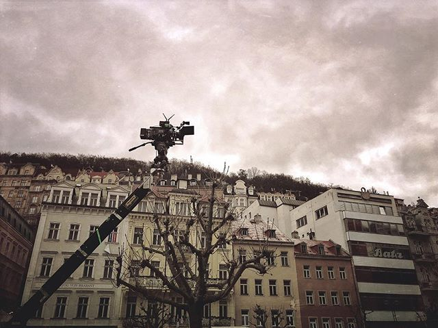 #arri in Vary SD16/42  #iphoneography #shotoniphone #karlovyvary #igerscz #iglife #iglifecz #onset #ontheroad #filmmaking #moviemaking #setlife #dit