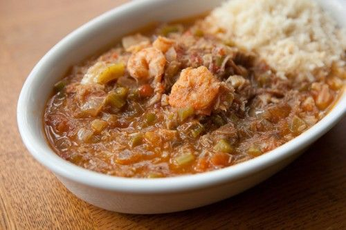 Paleo Gumbo- It don't get no better!