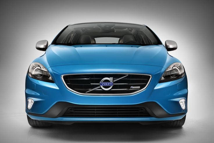 Volvo Introduces Sportier Looking V40 R-Design Variants [w/Video] - Carscoop - [The R-Design trim can be had with all engines available for the V40, ranging from the D2 diesel with 113HP (115PS) and CO2 emissions at 94 g/km (3.6 lt/100 km) to the high-performance T5 petrol turbo with 251HP (254PS), while as with the regular model, buyers can choose between standard and the optional 'Sport' chassis.]