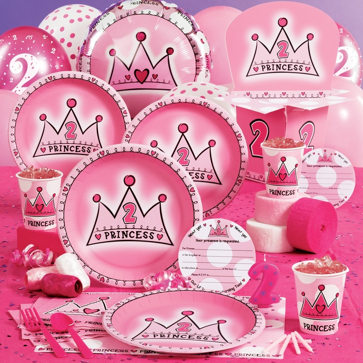 Take A Look At The Coolest Princess Birthday Party Ideas