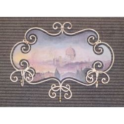 COAT wrought iron. city Florence. Customize Realizations. 732