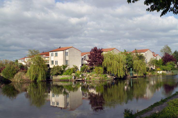 Gesloten Stad, Kattenbroek, Amersfoort, architect Piet Blom
