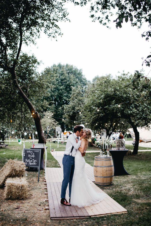Wie en wat heb je nodig voor het organiseren van de ultieme festival bruiloft?