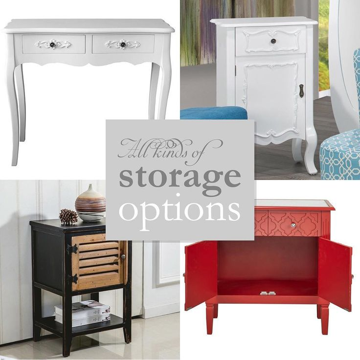 Small spaces and growing families  require smart storage options. We've got you covered    http://inspireathome.com/accent-furniture/console-tables-cabinets/krista-wood-console-table-in-white.html