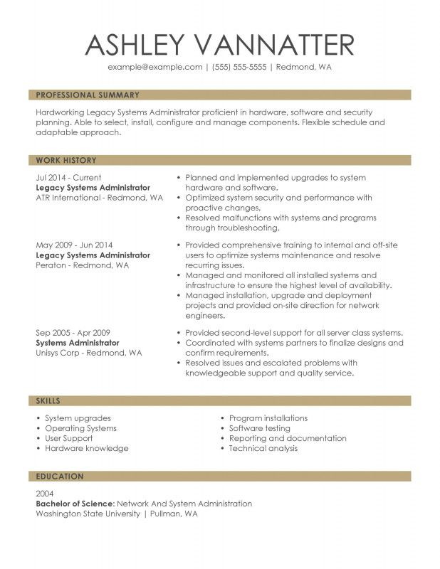 Book Report Template 3rd Grade Professional 30 Resume Examples View By Industry Job Title In 2020 Simple Resume Examples Resume Examples Basic Resume