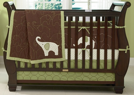 More Elephants Baby Boy Crib Bedding Baby Crib Bedding