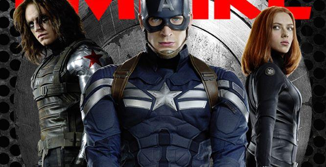 Movie Rec:  Captain America 2: Winter Soldier