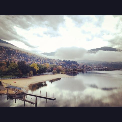 Late autumn in Nelson, BC. I Love my home <3