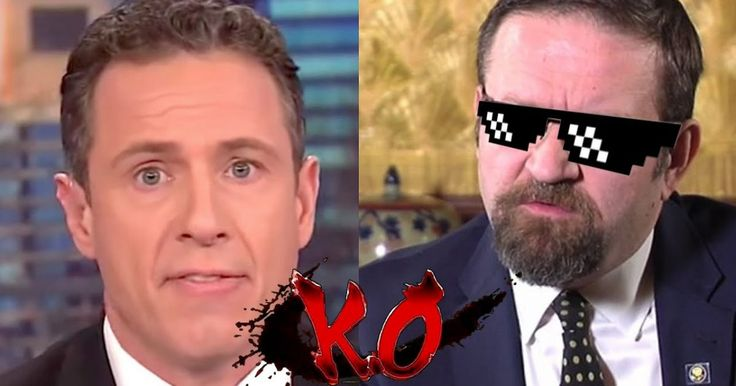 Dr. Sebastian Gorka, a terrorism expert, appeared on CNN and school was in session. Idiotic CNN host Chris Cuomo gets school on the Trump travel ban. Watch!