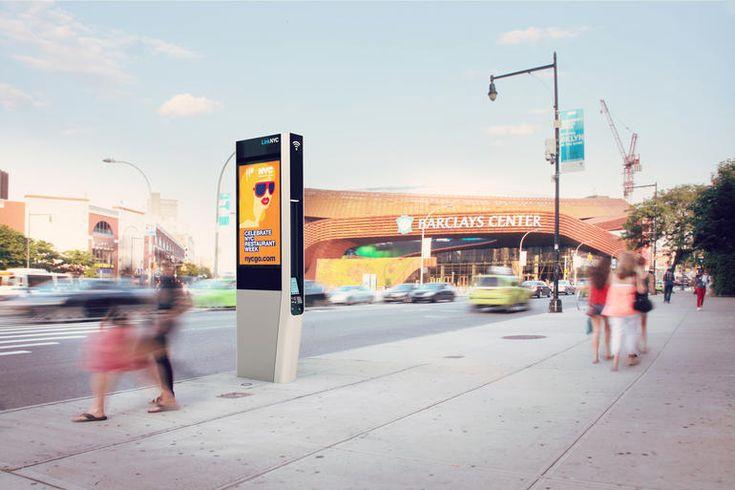 ニューヨーク市、公衆電話を超高速Wi-Fiホットスポットに変更する計画を発表