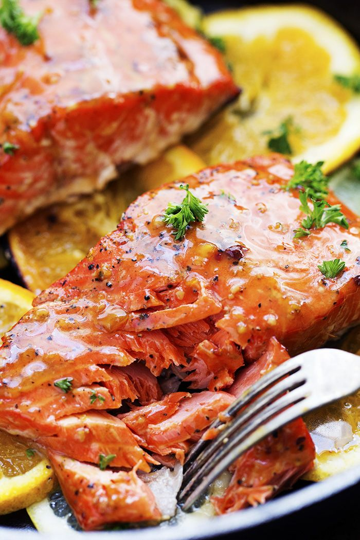 Grilled Triple Citrus Salmon - A five star salmon recipe that gets infused with a lemon, lime and orange marinade.