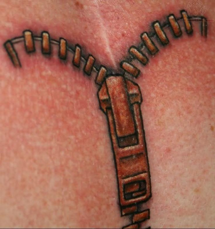 ZIPPER TATTOOS image galleries - imageKB.com | just plain ...