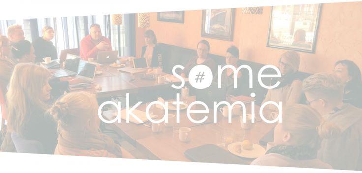 Yhteistyössä Tampereen Kauppayhdistyksen Säätiön kanssa tarjoamme teille ainutlaatuisen tilaisuuden laittaa oma some huippukuntoon kustannustehokkaasti. Some-akatemia on tamperelaisille kivijalkamyymälöille suunnattu hanke, jonka tarkoituksena on auttaa kasvattamaan kivijalkaliikkeen myyntiä sosiaalisen median keinoin.