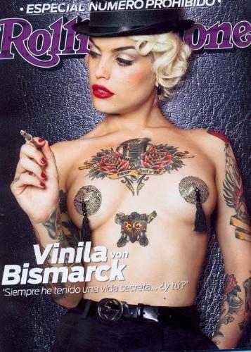 Belagoria: Vinila von Bismark