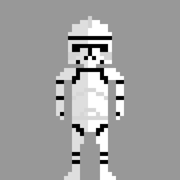 Clone trooper phase 2
