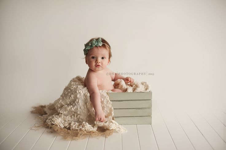 dna photography | baby photographer | 6 month session