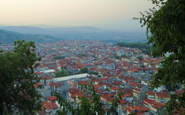 Naoussa (The City)