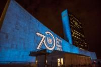 Upcoming Activities in Celebration of the UN's 70th Anniversary | United Nations Seventieth Anniversary