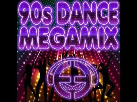 MEGAMIX DANCE 90's- Alex2Rome™- Dj Music and Music Electronic Entertainment. - YouTube